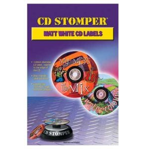 CD STOMPER LABELS